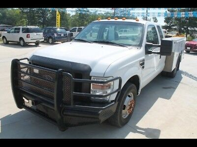2010 Ford F-350 Super Duty XL Utility Bed 6.8 Gas... Must See!!!