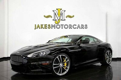 2012 Aston Martin DBS Coupe 2+2~ $302,041 MSRP~ONLY 8400 MILES! ~1-OWNER 2012 ASTON MARTIN DBS COUPE 2+2~ $302,041 MSRP!~ ONLY 8400 MILES! ~ 1-OWNER!