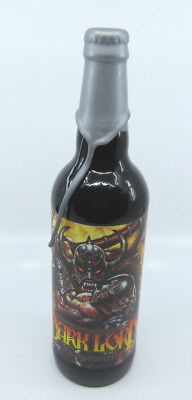 """2018 3 Floyds Dark Lord Russian Imperial Stout Sealed """"Empty"""""""
