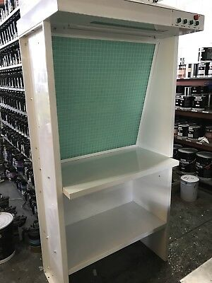 Spray Booth Cabinet
