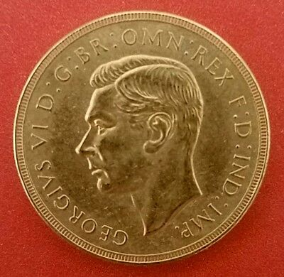 Great Britain 2 pounds King George VI 1937
