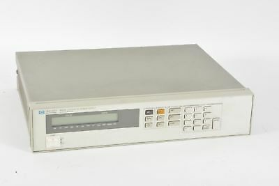HP Agilent Keysight 6632A System Digital DC Power Supply, 100W, 20V, 5A Grade B