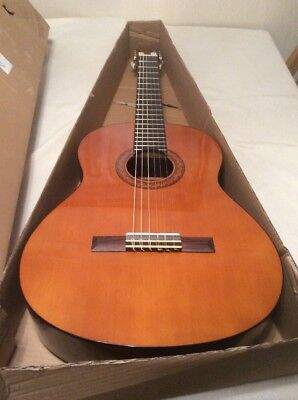 Yamaha C40 II Full Size Classical Guitar - Natural