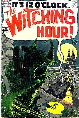 The Ghosts / The Witching Hour  - Dvd Rom Collection