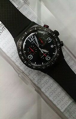 Swatch Black is Back YVB403 - Brand New - Very Rare