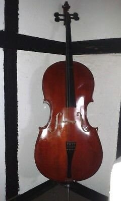 Cello full size 4/4 with hard case