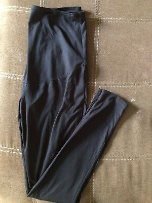 Isabel Maternity Black Leggings Size Small. Soft stretchy and Comfortable