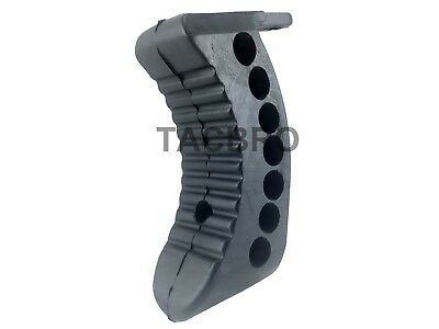 TACBRO® Rifle Recoil Rubber Butt Pad Stock Extender Bolt On For the Ruger 10/22
