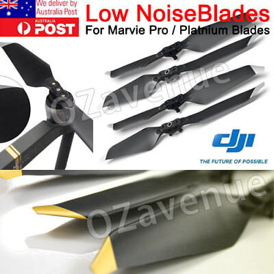 8x Folding Propellers Props Blades for DJI Mavic PRO Spark Low-Noise Accessories