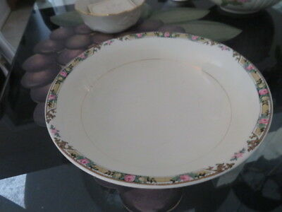 Antique Mt Clemens Pottery Mcp Co Mt Serving Bowl And Matching Gravy
