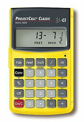 8503 ProjectCalc Classic Home Improvement Calculator Projects Home Construction