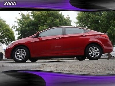 Accent GLS Boston Red Hyundai Accent with 103,251 Miles available now!