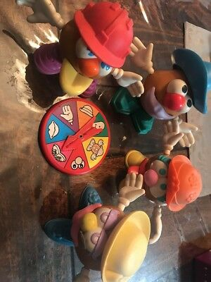 Mr. Potato Head Bulk Lot Game