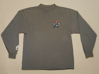 POWELL PERALTA Vintage Shirt Large Ray Barbee Skateboard Hawk Vallely Mountain
