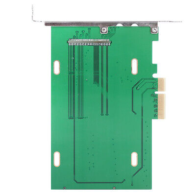 PCI-Express 3.0 4x to U.2 SFF-8639 Adapter NVMe PCIe SSD PCI-e to U2 Card M.2
