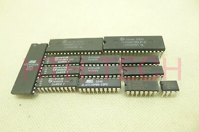 GENERIC Z80 6502 6809 IC kit with SRAM EPROM TMS9918 6845 VDP etc