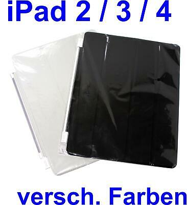 IPAD 4 3 2 Smart Case Cover Pouch Bumper for Apple Various Fa