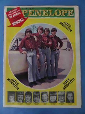 Lady Penelope 65 1967 Gerry Anderson Monkees! Very Rare!! High Grade!