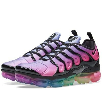 405761cad1 Nike Air Vapormax Plus Be True 2018 AR4791-500 Betrue LGBTQ Rainbow Unisex  Shoes