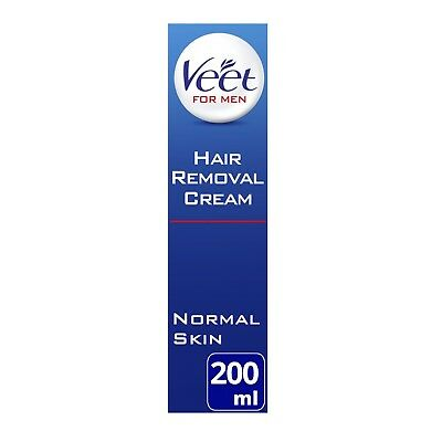 Veet For Men Hair Removal Gel Cream Chest Back Shoulder Arms