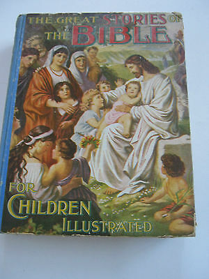 Stories of the Bible for Children 1925 edition