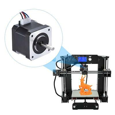 42 Step Stepper Motor Nema 17 90cm Cable 40Ncm 0.9A 2-Phase for 3D Printer/CNC