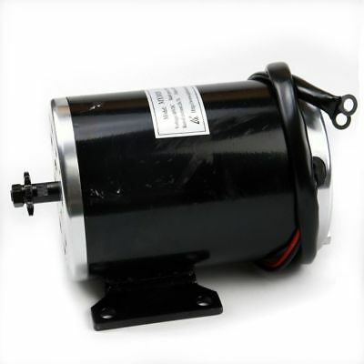 48V 1000W Electric Brush Motor T8F Unite MY1020 For e-Scooter Go Kart Quad Bike