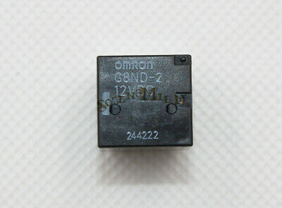 Automotive Electromagnetic Relay G8ND-2-12VDC G8ND212VDC for Omron
