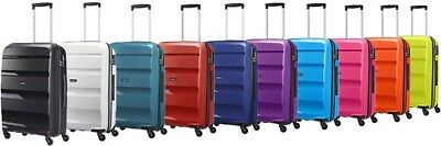 American Tourister Bon Air suitcase 4 wheel spinner luggage 66cm 57.5 Ltrs