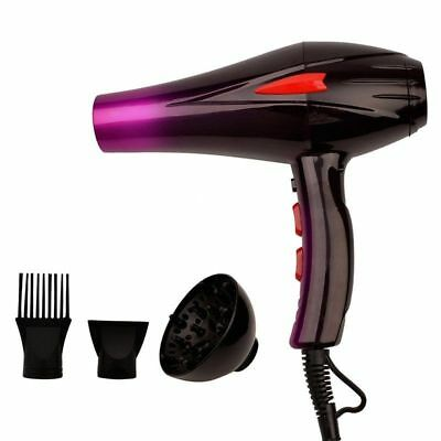 #Electric Hair Drier 4000W Hot Cold Air Professional Travel Household Hairstylin