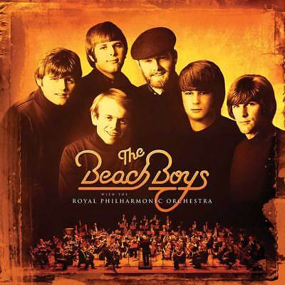 The Beach Boys With The Royal Philharmonic Orchestra - CD - FREE POST
