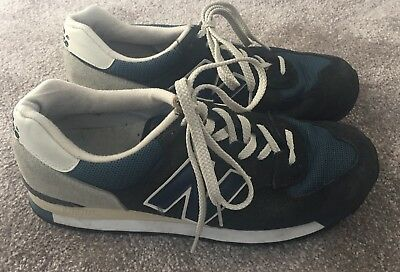 New Balance 575 Trainers UK 10 EUR 44.5 Made in England. Blue.