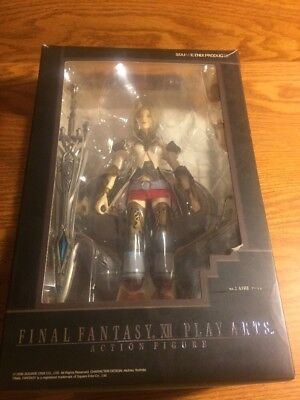 Final Fantasy XII Play Arts Ashe Action Figure Square Enix US Seller