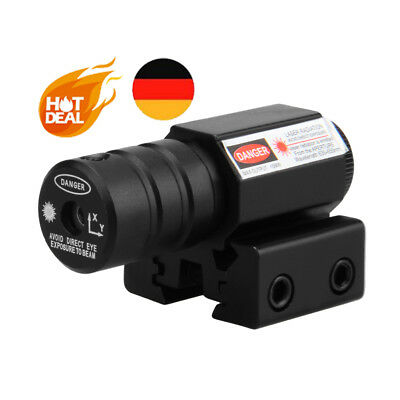 Leuchtpunktvisier Rot Laser Dot Zielfernrohr scope Sight Scope With Mount