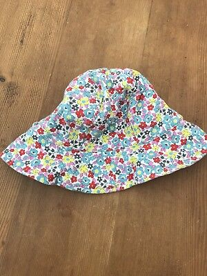 Baby Boden 2-3 Years Sun Hat Excellent Condition, Double Sided