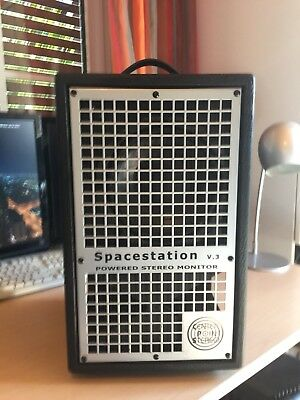 Aspen Pittman Spacestation Stereo V.3 Guitar / Keyboard Modeling Speaker Monitor
