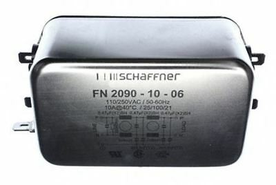 WIT Schaffner FN610 Series 20A 250 V AC//DC DC a 400Hz Chassis Mount RFI FILTER