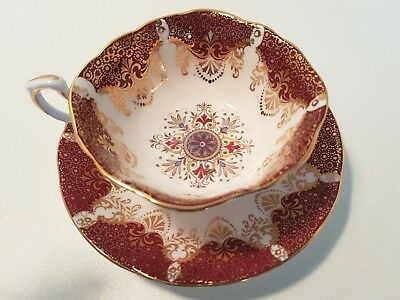 Paragon by HM tea cup and saucer