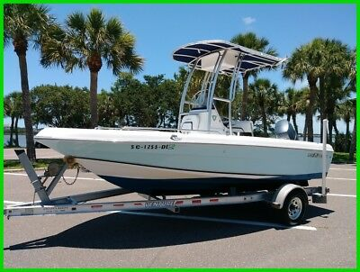 2011 Sea Fox 187 Pro Series TTop 90Hp Yamaha Four Stroke Runs Great