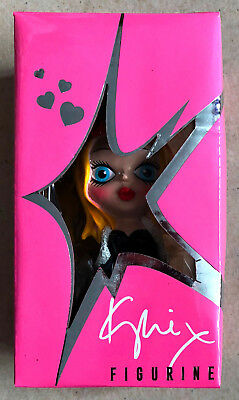 Kylie Minogue * Collectible Queen Figurine * Limited To 500 Pieces Only! * Nib