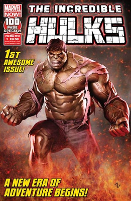 Incredible Hulks Vol 3 1 Marvel Now! 100 Page Special 2014