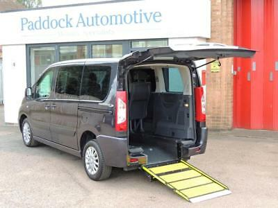 Peugeot Expert 2.0 Comfort L1 Automatic Disabled Wheelchair Adapted Vehicle WAV