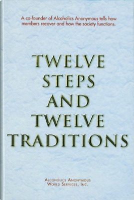 Not Available (Na)-Twelve Steps And Twelve Traditions  (US IMPORT)  BOOK NEW
