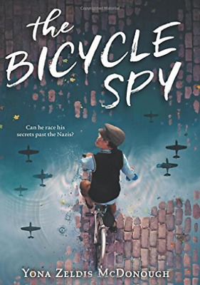 Mcdonough Yona Zeldis-The Bicycle Spy  (US IMPORT)  HBOOK NEW