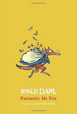 Dahl Roald/ Blake Quentin (...-Fantastic Mr. Fox  (US IMPORT)  HBOOK NEW