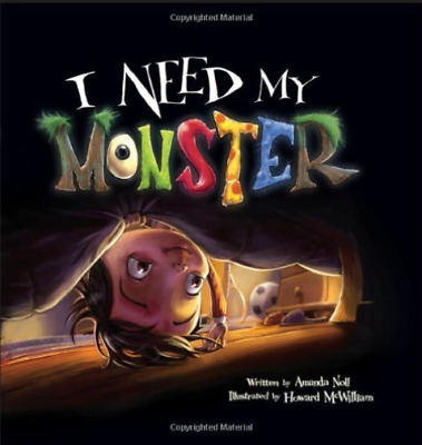 Noll Amanda/ Mcwilliam Howa...-I Need My Monster  (US IMPORT)  HBOOK NEW