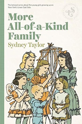 Taylor, Sydney/ Stevens, Ma...-More All-Of-A-Kind Family  (US IMPORT)  BOOK NEW