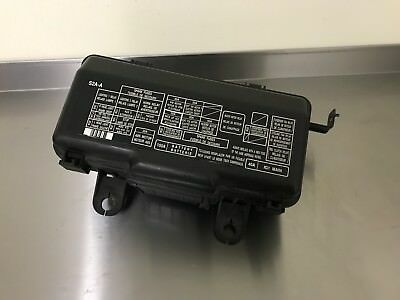 honda s2000 fuse box ap1 ap2 99 09 30 00 picclick uk rh picclick co uk Standard S2000 Fuse Box S2000 Fuse Box Location