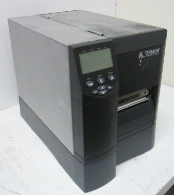 S-11 Zebra ZM400 Thermal Label Printer ZM400-2001-0100T