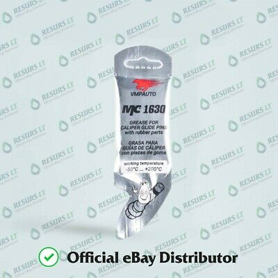 GREASE FOR BRAKE CALIPER SLIDE PINS MC1630 working temp. from -50°С up to +200°С